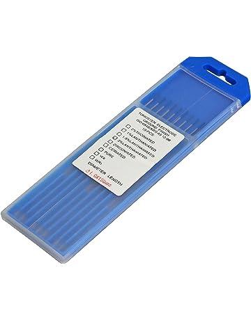 2.0% Lanthanated WL20 cielo azul de soldadura TIG electrodos tungsteno (1,0mm x