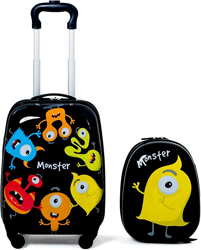 Top 11 Best Luggage For Kids (2020 Reviews & Buying Guide) 11