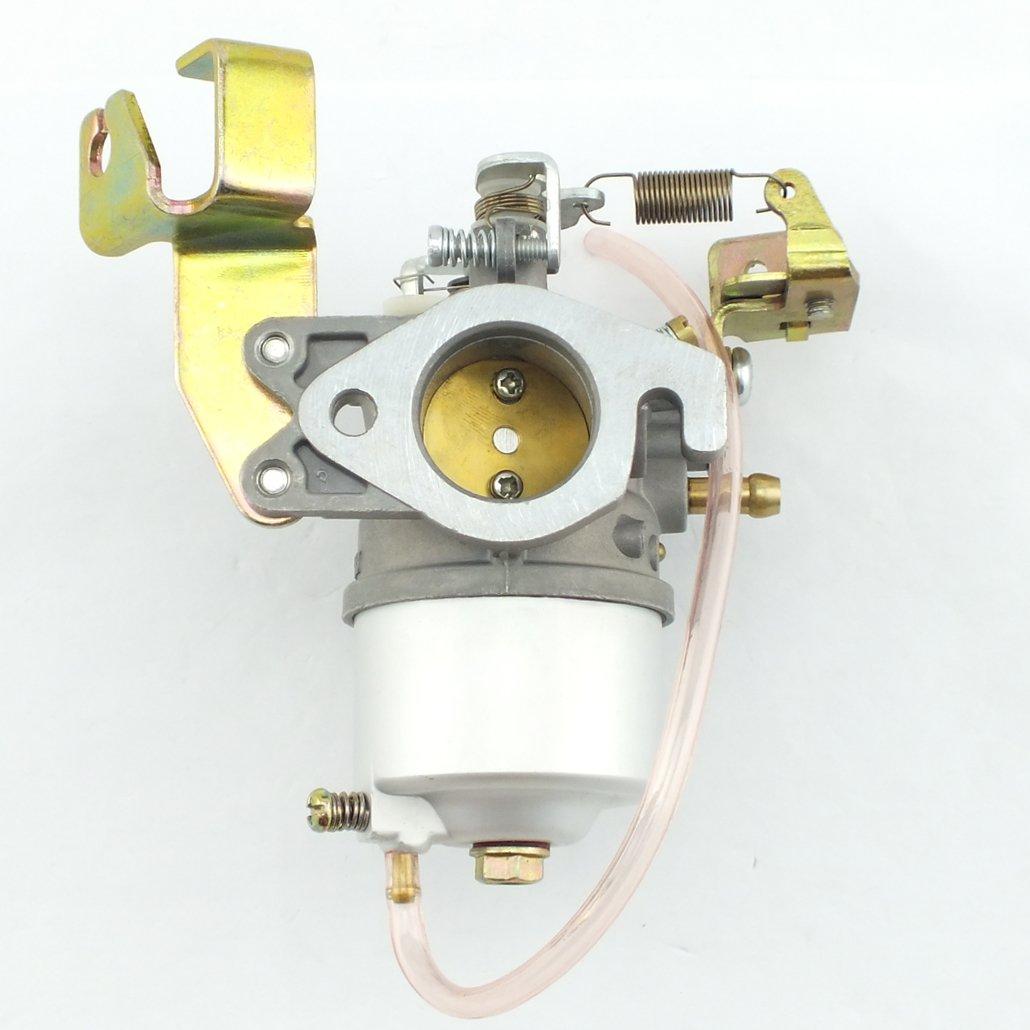QAZAKY Carburetor for Yamaha Golf Cart Gas Car G2 G5 G8 G9 G11 4-Cycle Stroke Engines 1985-1995 Carb by QAZAKY (Image #1)