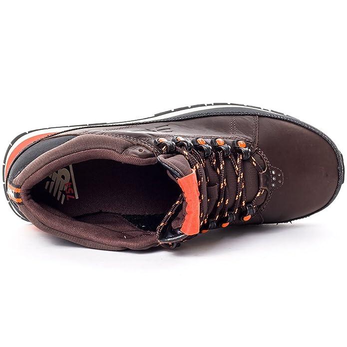 New Balance Zapatillas HL754BO MarrónNaranja EU 45.5 (UK 11