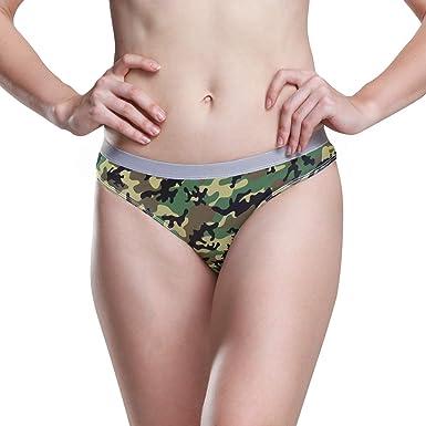 Sexy Camo Panties