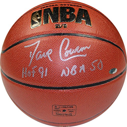 Steiner Sports NBA Boston Celtics Dave Cowens Signed I/O Basketball