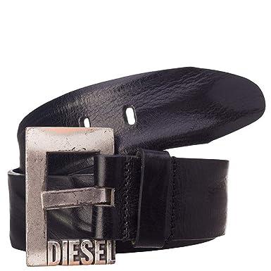 8cf286fd362 Diesel Biroc Homme Ceinture Noir  Amazon.fr  Vêtements et accessoires