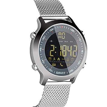 EX18 Smart Watch IP68 Waterproof Fitness ... - Amazon.com