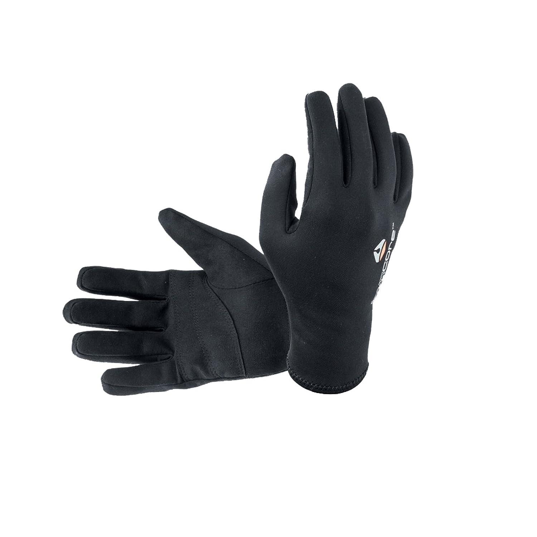 Talla M Lavacore Color Negro Standard Gloves