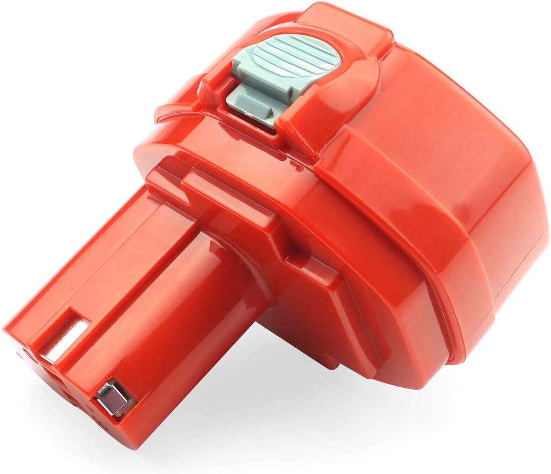 Advtronics 14.4V 3.5Ah Ni-MH Bater/ía para Makita PA14 1420 1422 1433 1434 1435 1435F 192600-1 193985-8 192699 193157-5 193158-3 Makita 1051D 4033D 5094D 6280D 8280D JR140D ML140 UB140D