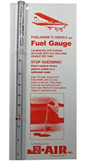 Works Great with Fuelhawk Fuel Sticks The Original Fuel Stop