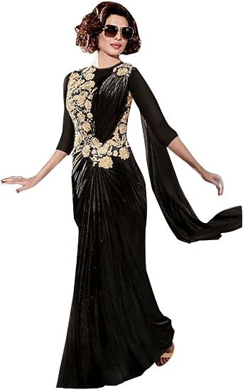 ETHNIC EMPORIUM Vestido étnico de la India Bollywood ...