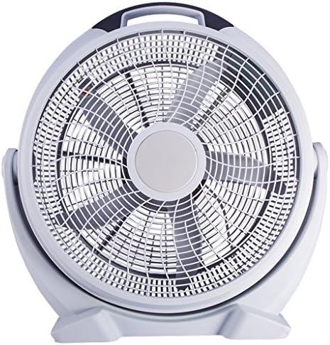 KK* Ventilador del Ventilador de la ingeniería Industrial Ventilador de Mesa Grande Abanico Que está en la Planta Baja del Ventilador para el Ventilador de 20 Pulgadas de Alta Potencia de Ascenso: