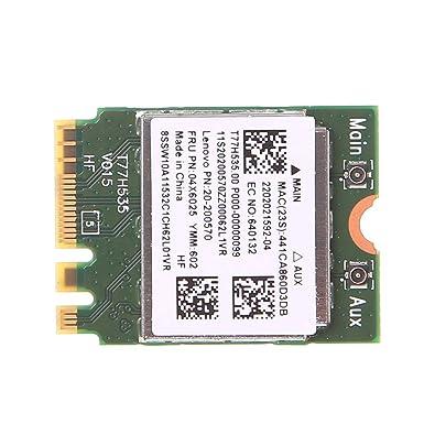 Lvyuanda Wireless WiFi Network Adapter Card for PC, BT 4 0 BN 7260