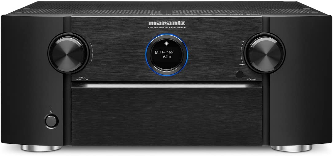 Marantz SR7008-R Refurbished 9.2 1080P and 4K Ultra HD Pass Through, Networking Home Theater Receiver