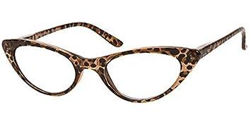 156fdaf6fd3 Amazon.com  The Brit Cat Eye Reading Glasses