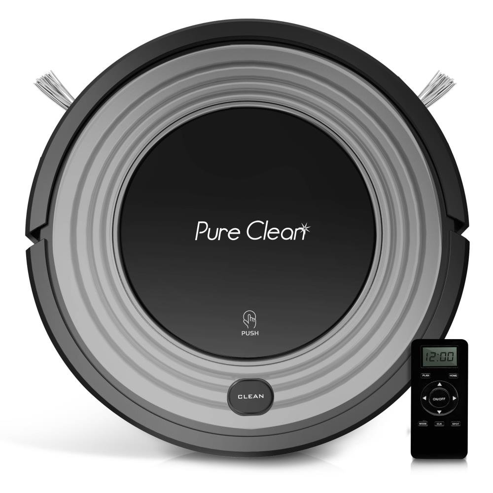Automatic Programmable Robot Vacuum Cleaner Image 1