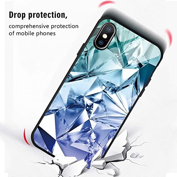Amazon.com: KCHHA Phone case Tempered Glass for Huawei Nova ...