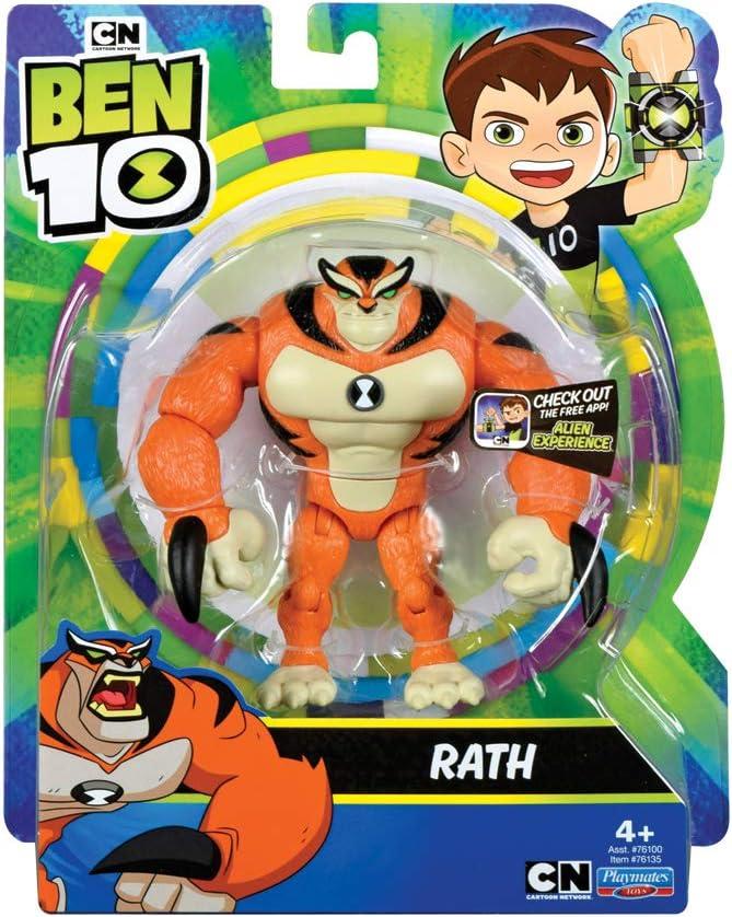 Ben 10 - Figura de acción de Rath