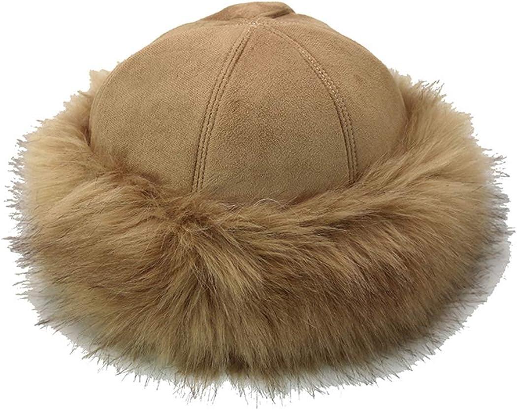 Old DIrd Faux Fur Winter...