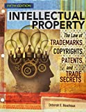 img - for Intellectual Property: The Law of Trademarks, Copyrights, Patents, and Trade Secrets, Loose-Leaf Version book / textbook / text book