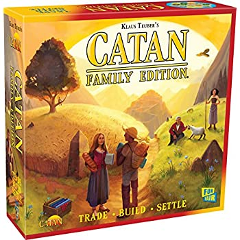 Catan: Family Edition (Discontinued by manufacturer)