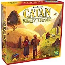 Mayfair Games MFG 73002 Catan Family Edition