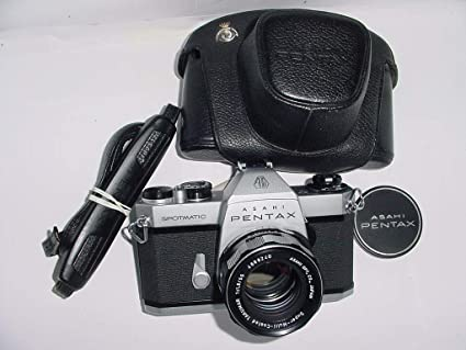 c6c7a7572 Amazon.com: Asahi Pentax SP II 2 Spotmatic Body Camera Reflex ...