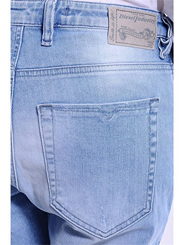 Multicolore stretch Jeans EAZEE Femmes Diesel Boyfriend 0839G wqYfRxC