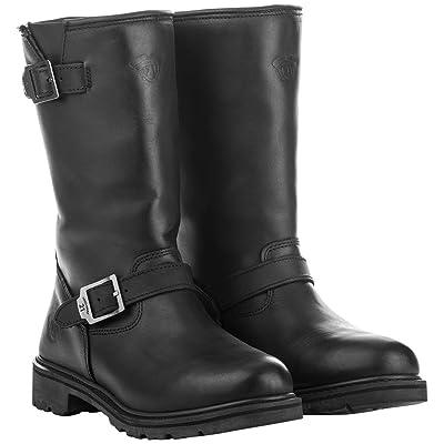 Highway 21 Men's Men's Primary Engineer Black Boots 5161 361-80111: Automotive