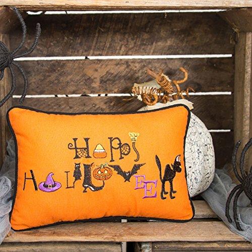 (C&F Home 8x12 Inches, Happy Halloween)