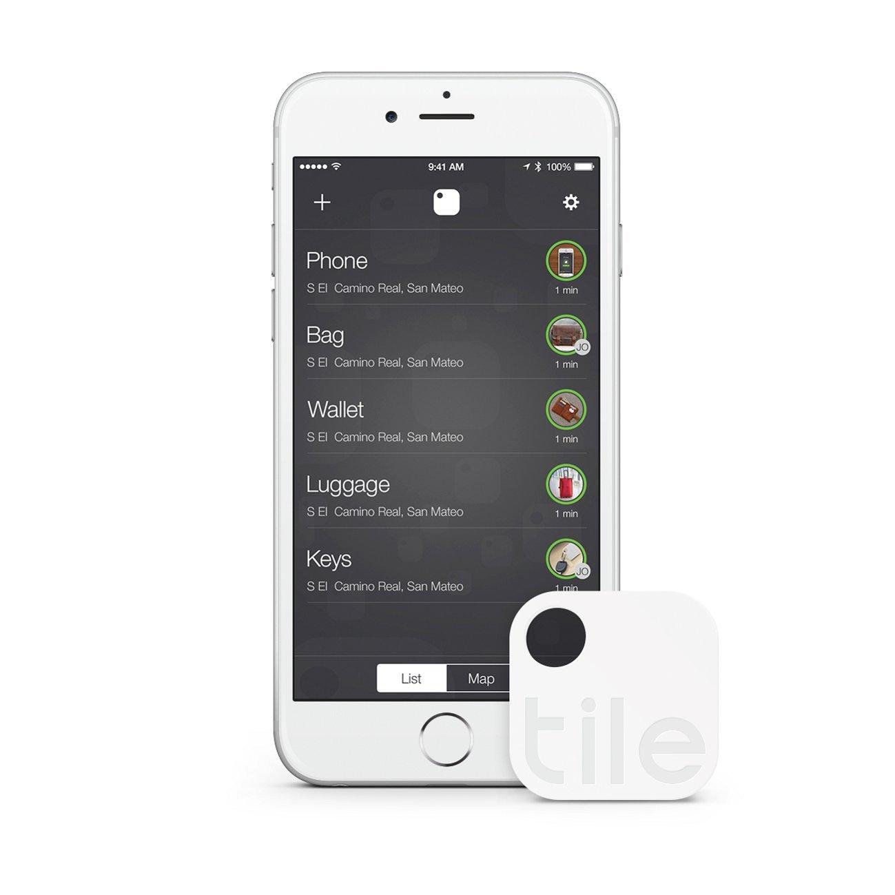 Tile (Gen 2) - Key Finder. Phone Finder. Anything Finder - 1 Pack (Discontinued by Manufacturer) by Tile (Image #3)