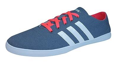 online store eb06d 53dd2 adidas Neo QT Vulc VS Womens Sneakers Shoes-Grey-5