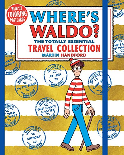- Where's Waldo? The Totally Essential Travel Collection
