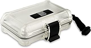 product image for S3 T1000 Dry Protective Gun Case, Frosted Clear, T1000.1
