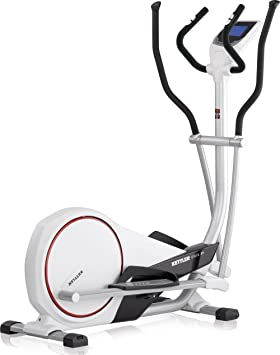 Kettler casa ejercicio/fitness equipo: Unix P bicicleta elíptica