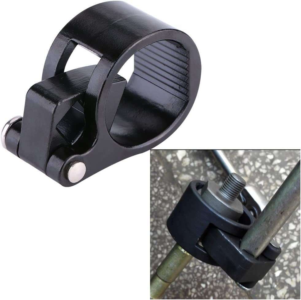 Tie Rod End Removal Wrench Tool Universal Car SUV 27mm-42mm Repair Removal Tool Black