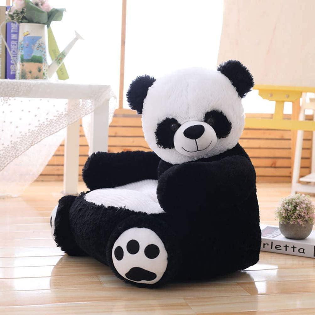 Gokiu Suave Silla de sofá niños de Sillón Niño Sillón Relax 50 * 50 * 45 cm para Unisex/niños pequeños/preescolares/Adolescentes y Adultos