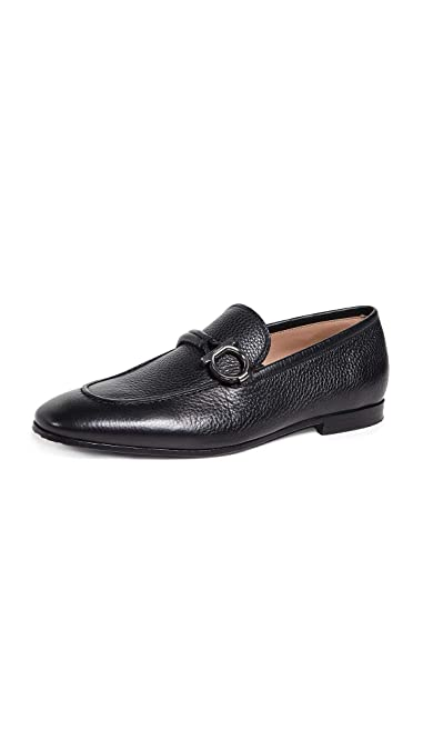 54cadccb264 Amazon.com  Salvatore Ferragamo Men s America Side Gancini Loafers  Shoes