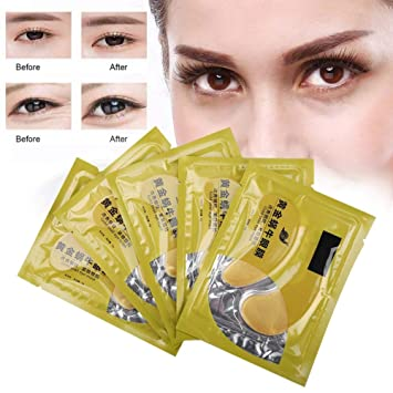 Máscara de ojo hidratante, para la eliminación de arrugas y ...