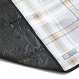 "VonShef Picnic Blanket - Large 58"" x 71"" Soft"