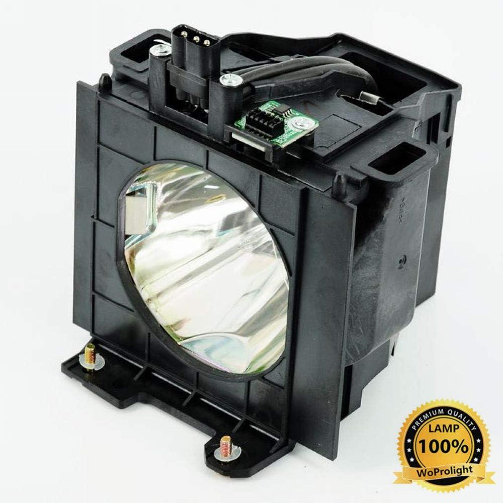 WoProlight ET-LAD57W Premium Quality Replacement Lamp for Panasonic PT-D5700 PT-D5700L PT-D5100 Projectors