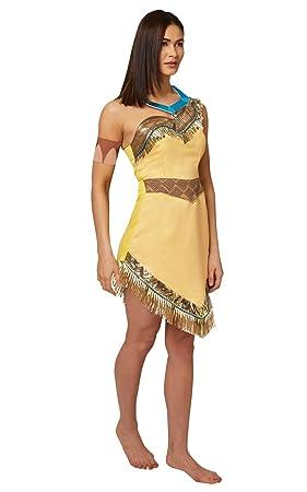 Rubie S 810939m Official Disney Pocahontas Costume Adult S Medium