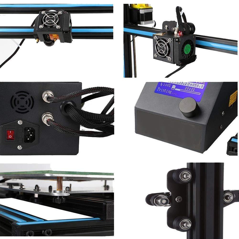 Impresora 3D A8 Prusa I3 DIY Desktop 3D Printer, Impresión rápida ...