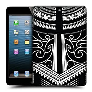 Head Case Designs Body Art Samoan Tattoo Protective Snap-on Hard Back Case Cover for Apple iPad mini with Retina Display iPad mini 3