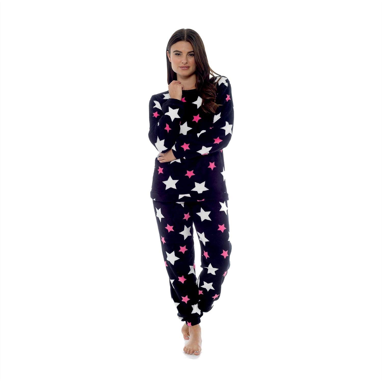 TALLA Small-36-38. Style It Up - Pijama - Manga Larga - para Mujer
