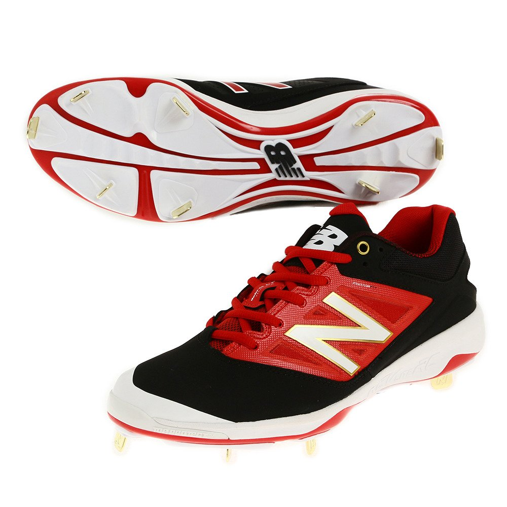 NewBalance ニューバランスシューズ 野球 スパイク 埋め込み金具 ベースボール【メンズ】 L4040D B01BECZE8A