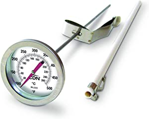 CDN IRL500 Long Stem Fry Thermometer – 12