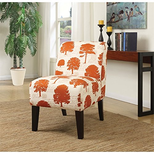 ACME Ollano Tree Fabric Accent Chair (Puerto Rico Furniture Living)