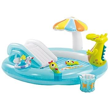 Intex 57129NP - Bad Spielzentrum Krokodil