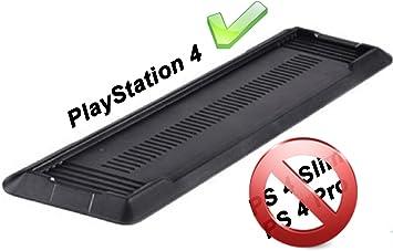 GAMINGER Soporte vertical para la consola Sony PlayStation 4 PS4