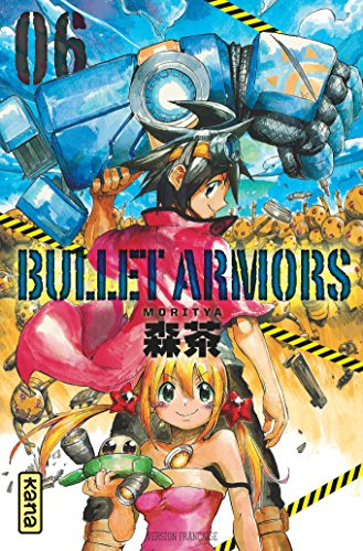 Bullet armors 06