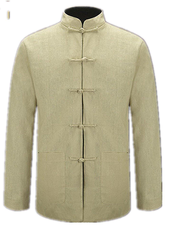 Tang Suit National Costume Individuality Retro Jackets Coats Men's dress Full dress Gentleman