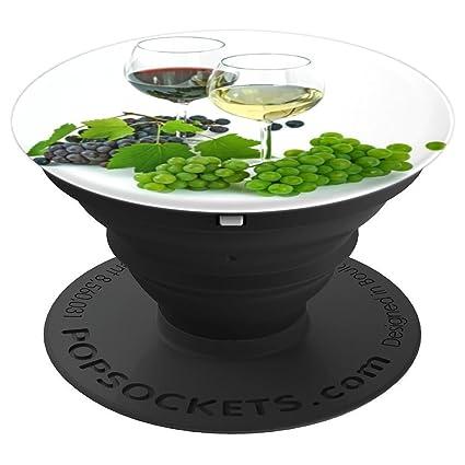Amazon.com: Rojo Copa de vino Cabernet y vino blanco ...